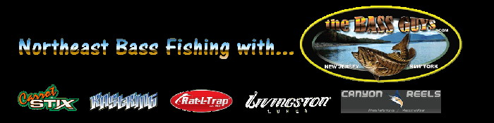 Northeast Bass Fishing with Canyon Reels, CarrotStix Rods, KastKing Rods, Rat-L-Trap Lures, Livingston Lures