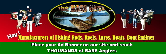 Advertise with theBASSguys and reach thousands of bass anglers