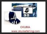 Check out the OKUMA site for apparel and fishing gear.