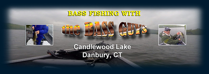 theBASSguys fish Candlewood Lake, CT for bass