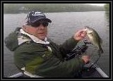 Pete hooks up a nice Largemouth Bass. Check out his video of this catch.