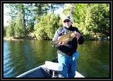 Another really nice Smallmouth bass... on the Tube!