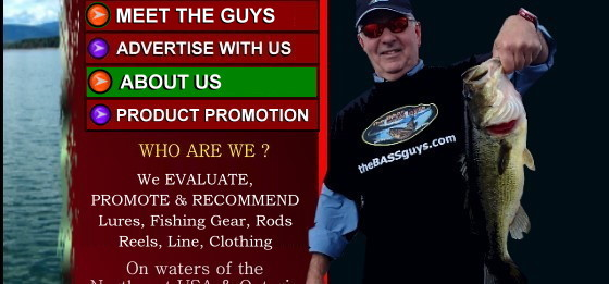 Promoters of freshwater fishing lures and equipment