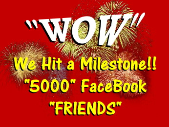 theBASSguys hit 5000 Facebook Friends