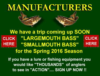 Sign up now for our 2016 Spring fishing trip