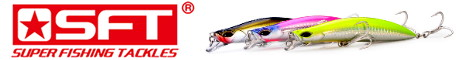 SFT Super Fishing Tackle Lures
