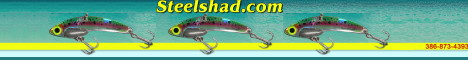 Steelshad Lures