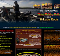Wave Fishing Baits and K-Labs Rods