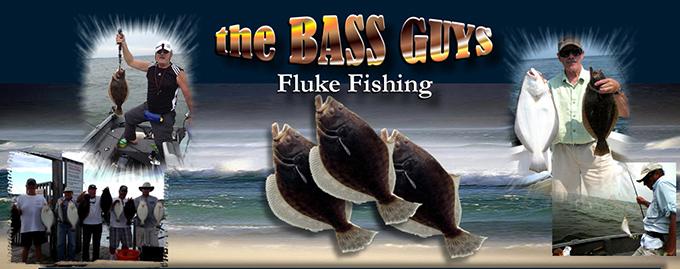 Fluke Fishing on the Lower New Bay